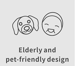 Elderly and Pet-friendly Design